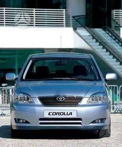 Toyota Corolla. Naudotos ir naujos japoniškų ir korėjietiškų a/