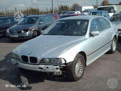 BMW 523. Bmw 523 ( 1999m.  2.5 ltr benzinas, triptronic pavarų dė