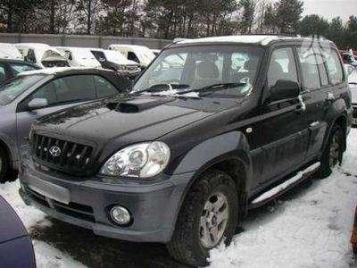 Hyundai Terracan dalimis. доставка бу запчастей с разтаможкой в м