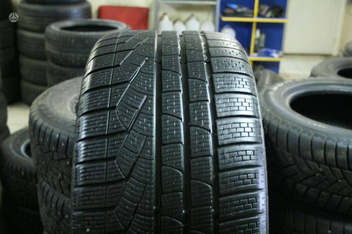 Pirelli Sottozero Winter, Žieminės 255/35 R19