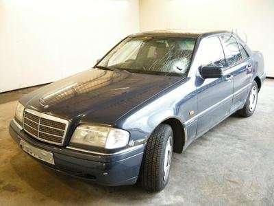 Mercedes-Benz C220. Mb 202 c klasė 2,2 ltr dyzelis variklis, 5