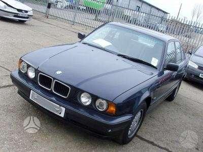BMW 520. Bmw 520 1995 m  variklis 2,0 ltr ,automatinė pavarų dežė