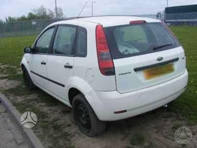 Ford Fiesta. доставка запчястеи в  мoскву доставка запчястеи в л