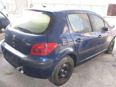 Peugeot 307. Turime 1,6 l.benzinine,1,4l ir1,6l dyzelinus