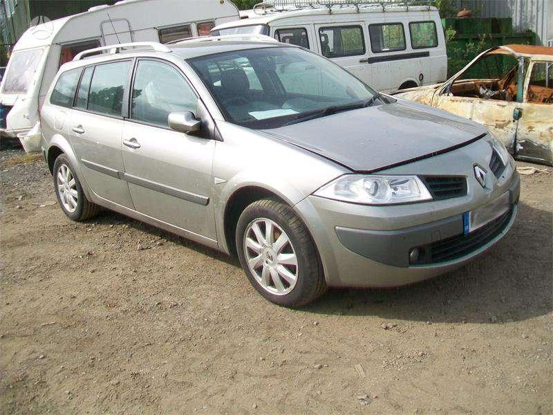 Renault Megane. Siemens tel; 8-633 65075 detales pristatome