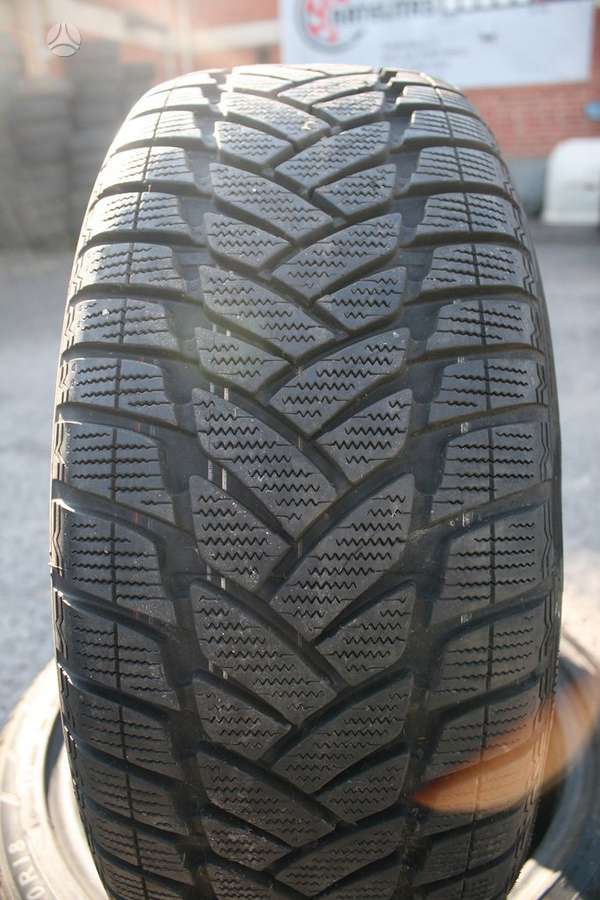 Dunlop 8 mm, universaliosios 255/55 R18