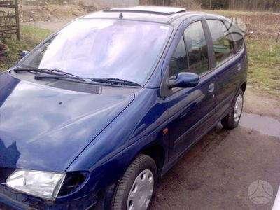 Renault Scenic. Automatas ,mechanika,1.6 ;2.0;1.616v;1.9d;1.9dti;