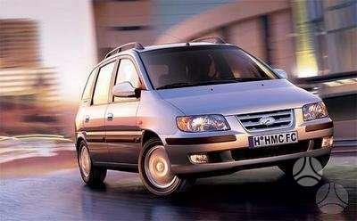 Hyundai Matrix. Naudotos ir naujos japoniškų ir korėjietiškų