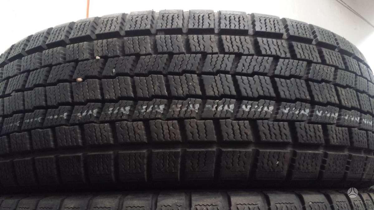 Bridgestone 8 mm, universaliosios 215/60 R16