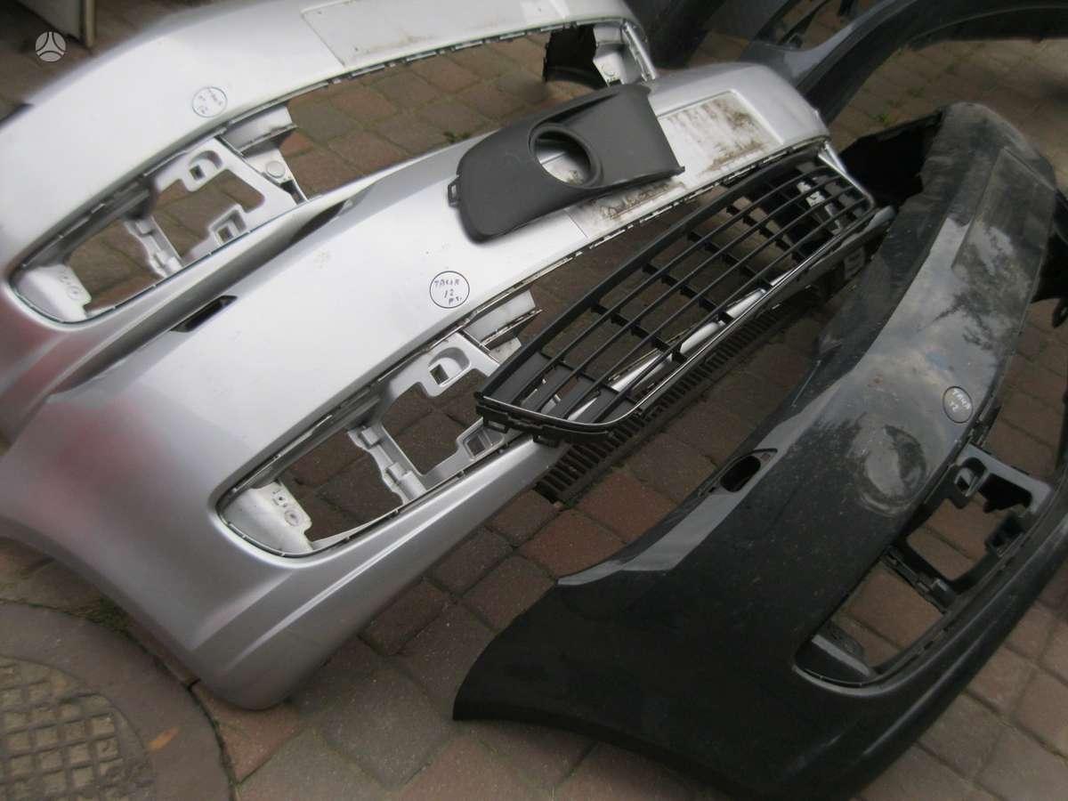 Volkswagen Touran. .buferiai---  groteles--- spyna---