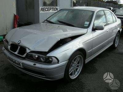 BMW 530. Bmw 530 (2000 m, automatinė pav dėžė triptronic,