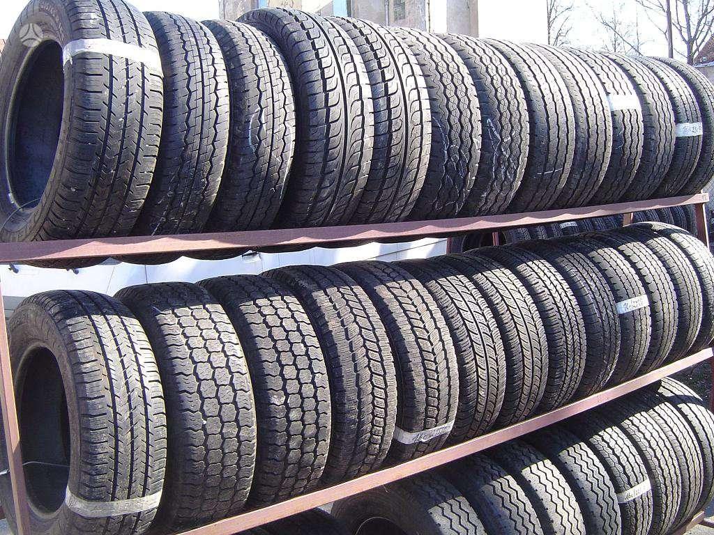 Bridgestone Mikroautobusams, Žieminės 205/75 R16