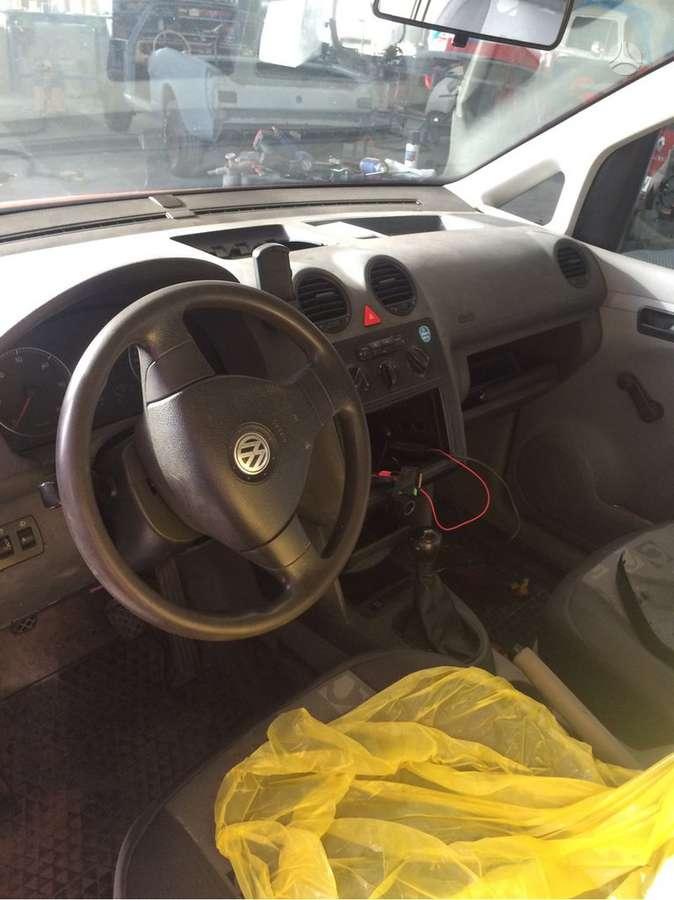 Volkswagen Caddy dalimis. Iš prancūzijos. esant galimybei,