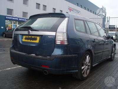 Saab 9-3. Benzinas 2,0l ;1,8l ir 2,8l,dyzelis 2,2 ir 1,9tid,