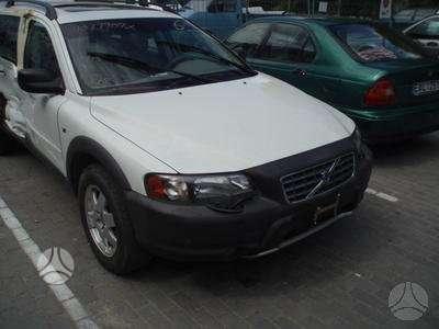 Volvo XC70. Benzinas,dyzelis,odinis salonas,automatas,mechanika,