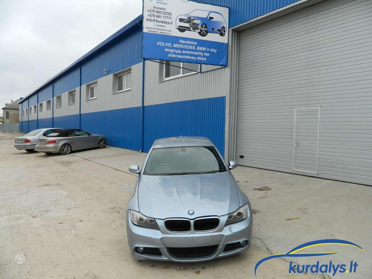 BMW 3 serija. Turime ir daug kitų automobilių dalimis. bmw 318i