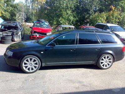 Audi A6. 2,5 tdi,parctronic, climatronic, europine, 6 begiu