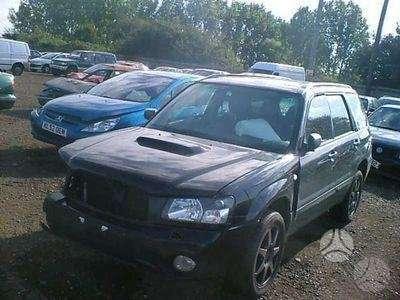 Subaru Forester. turbo  darbo laikas: i-v 9:00-17:00