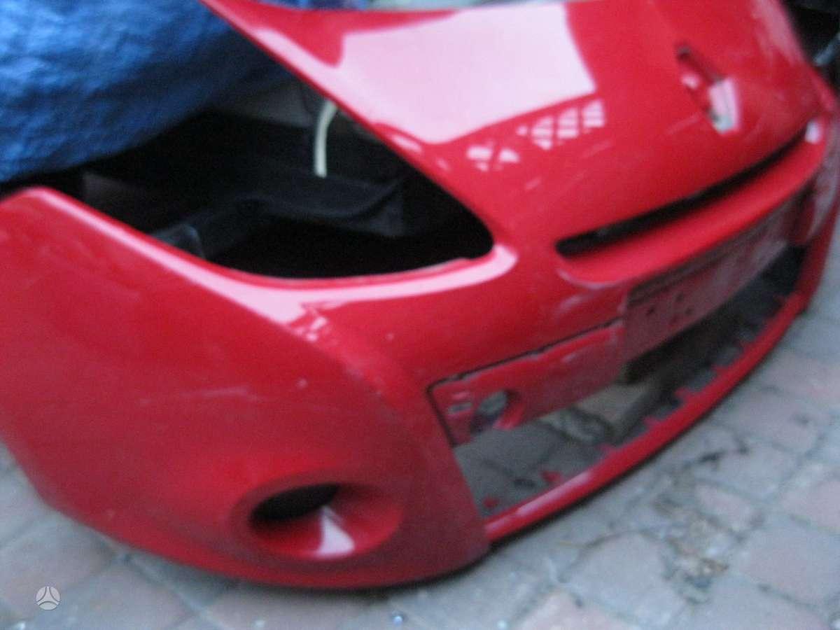 Renault Clio. Buferis----- parktronikai
