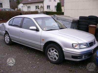 Nissan Maxima. Iš vokietijos.uab