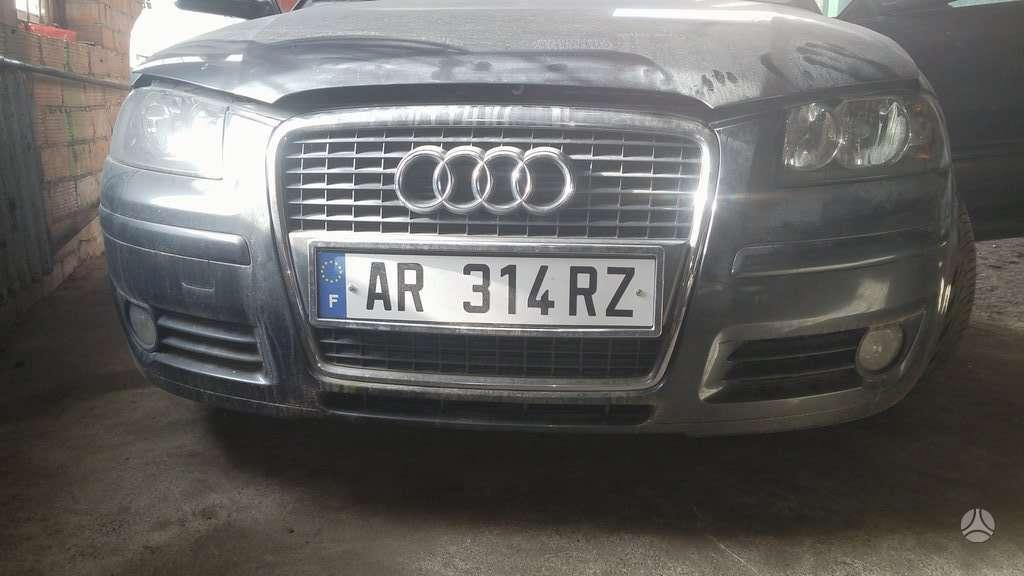 Audi A3. Uab
