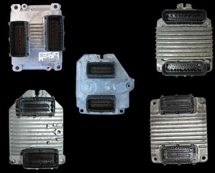 Opel Vectra. Parduodame įvairius automobilių kompiuterius. siū