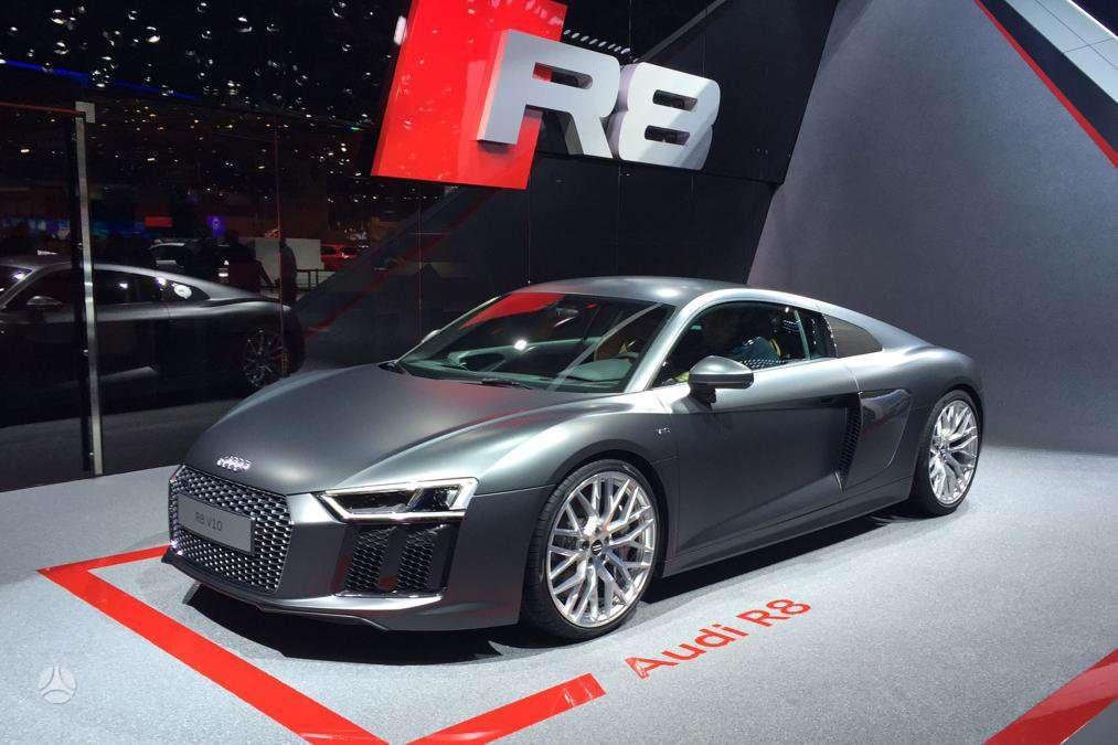 Audi R8 dalimis. !!!! tik naujos originalios dalys !!!!  !!!