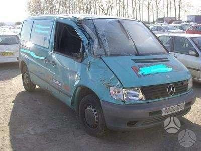 Mercedes-Benz Vito. Mb vito 110 cdi  2002m (krovininis 5 pavaros,
