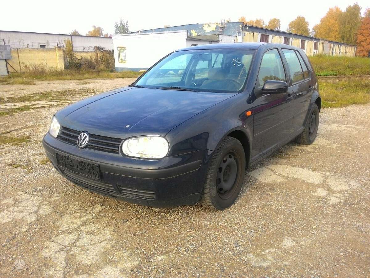 Volkswagen Golf. Golf 1,4 55kw dalimis 867325222