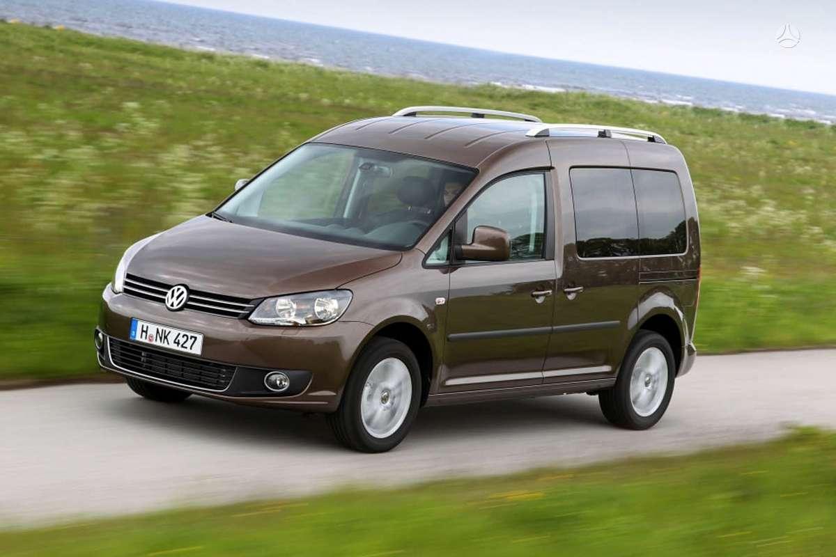 Volkswagen Caddy dalimis. !!!! tik naujos originalios dalys !!!!