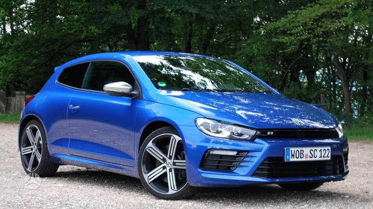 Volkswagen Scirocco dalimis. !!!! naujos originalios dalys !!!!
