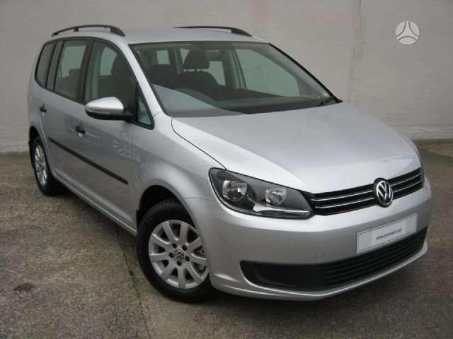 Volkswagen Touran dalimis. !!!! tik naujos originalios dalys !!!