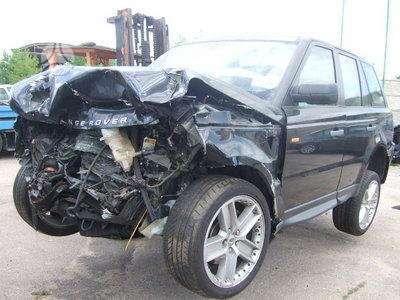 Land Rover Range Rover Sport. Vairas dešinėje  darbo laikas: