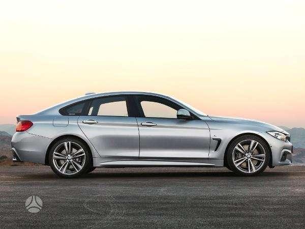 BMW 4 serija dalimis. !!!! tik naujos originalios dalys !!!!  !