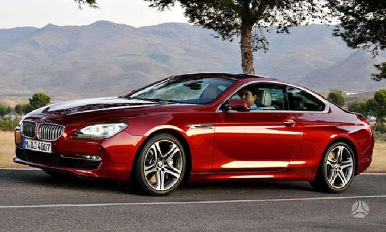 BMW 6 serija dalimis. !!!! tik naujos originalios dalys !!!!  !