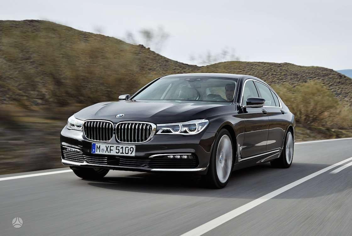 BMW 7 serija dalimis. !!!! tik naujos originalios dalys !!!!  !