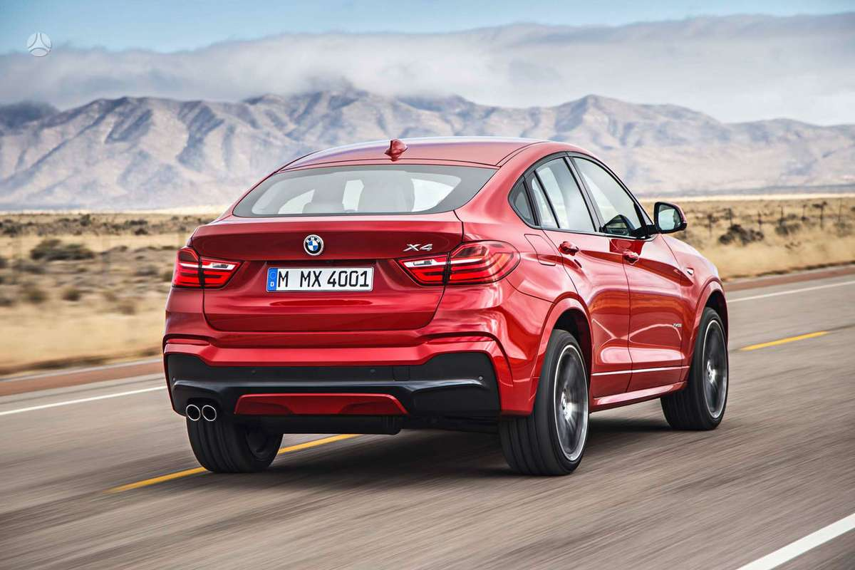 BMW X4 dalimis. !!!! naujos originalios dalys !!!! !!! новые ори