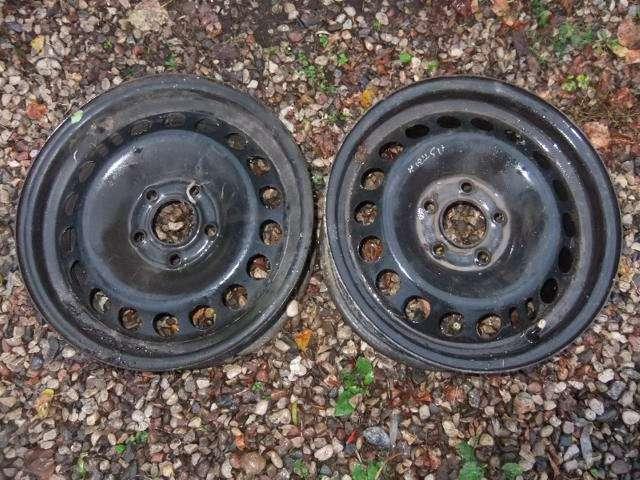 Opel ZAFIRA ASTRA, plieniniai štampuoti, R15