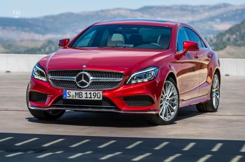 Mercedes-Benz CLS klasė dalimis. !!!! naujos originalios dalys !!