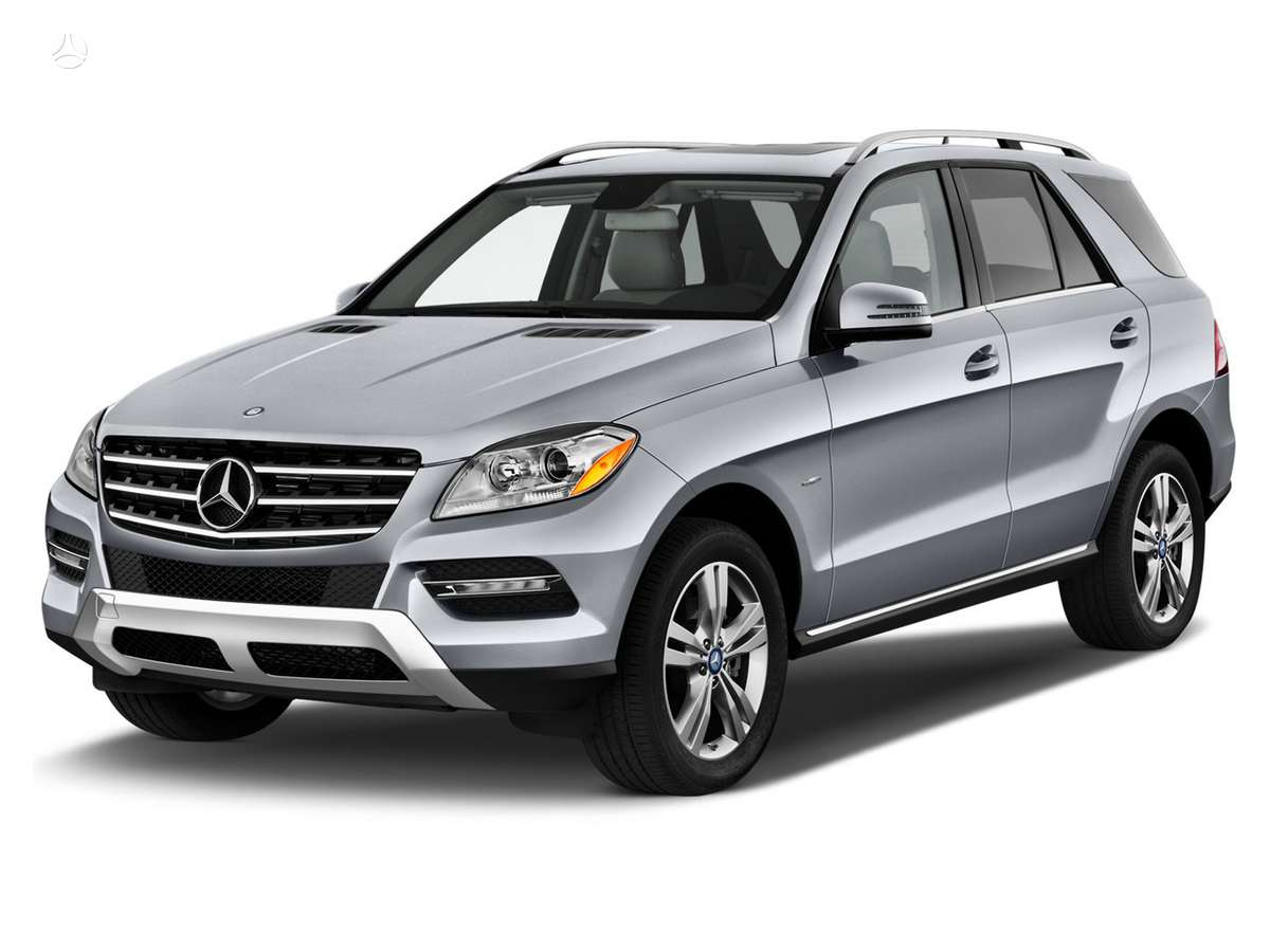 Mercedes-Benz ML klasė dalimis. !!!! naujos originalios dalys !!!