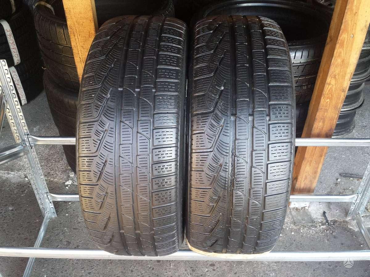 Pirelli SOTTOZERO WINTER 210 serie 2, Žieminės 235/50 R19