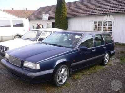Volvo 850. V-850 is italijos 2.0 turbo-210 ag  2.3 turbo,r-16