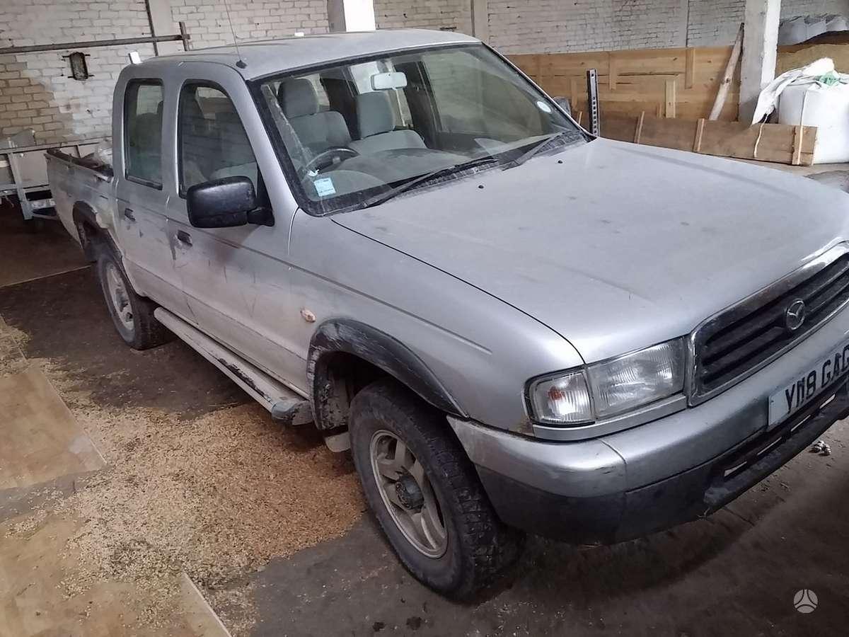 Mazda B Series