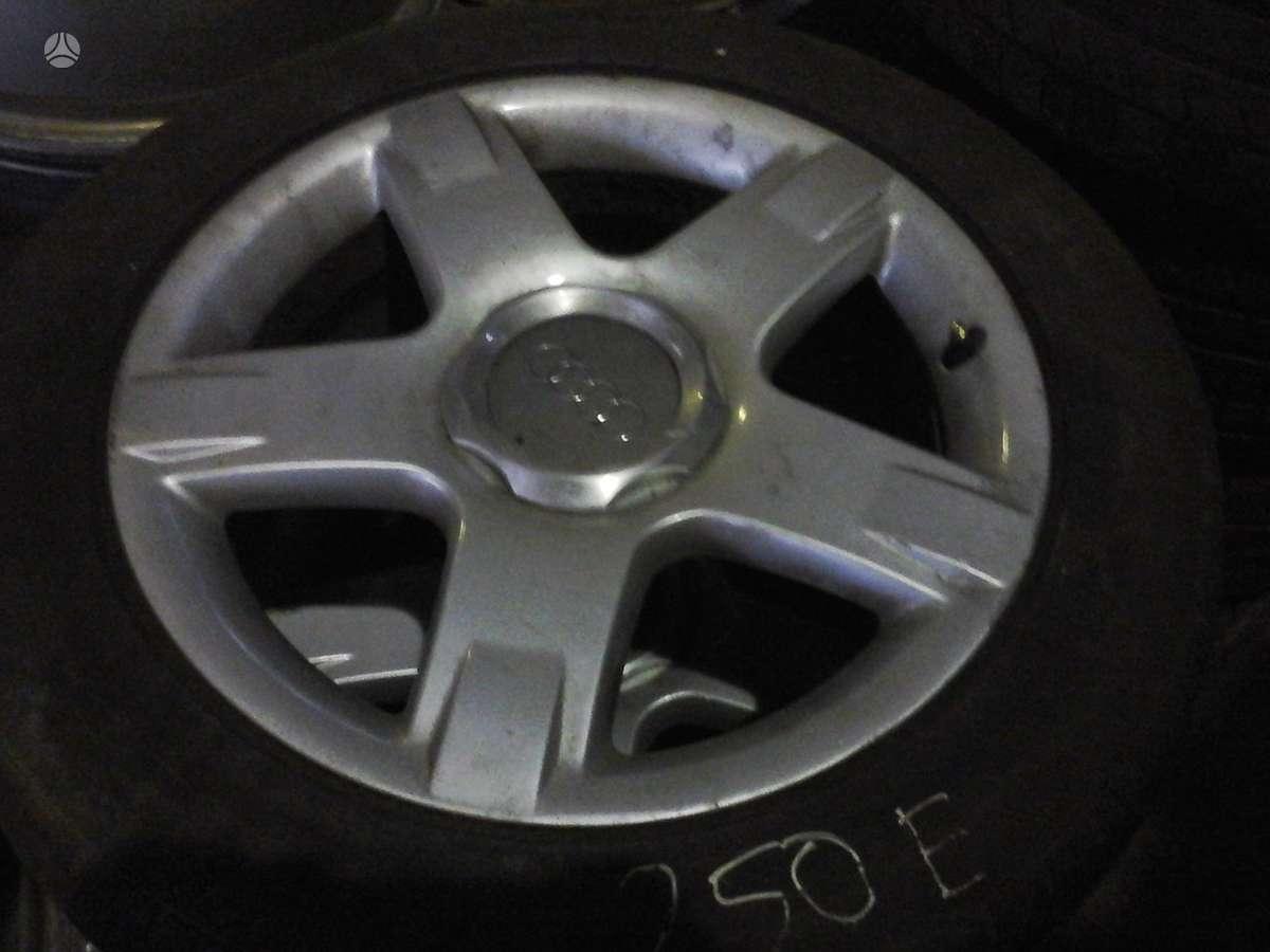 Audi, lengvojo lydinio, R17