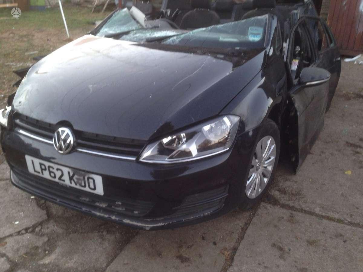 Volkswagen Golf. 1.6tdi 77kw clh, 11 tukst myliu rida,5 pavaru