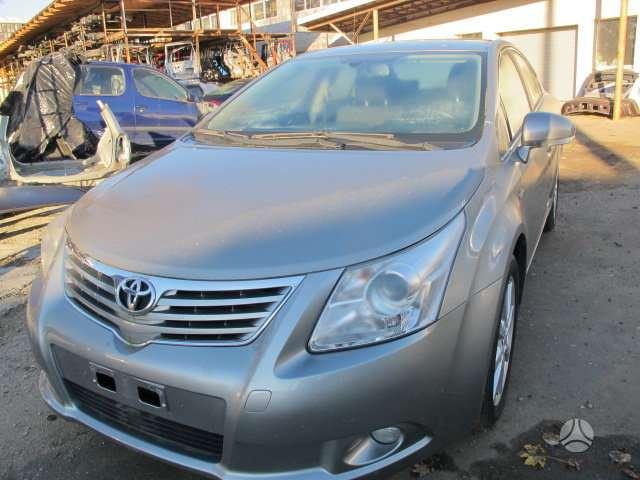Toyota Avensis. Specializuota mercedes benz, toyota, lexus