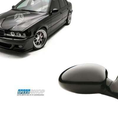 BMW M5. M5 veidrodėliai. replika 5 laidų. šildomi. komplektas