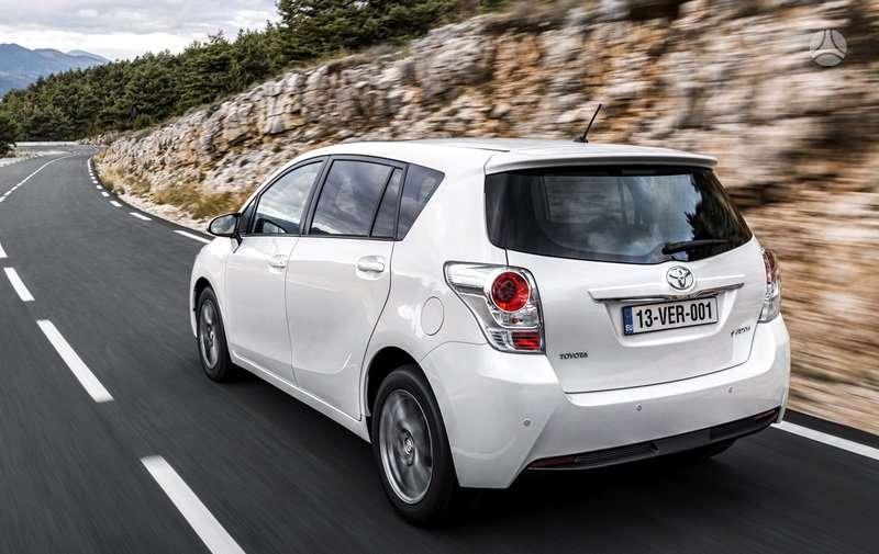 Toyota Verso dalimis. !!!! tik naujos originalios dalys !!!!  !