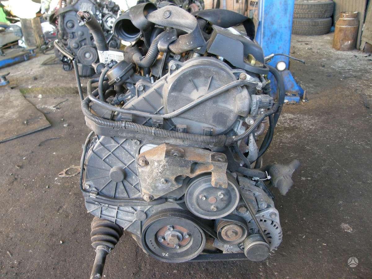 Opel Combo. Z17dth