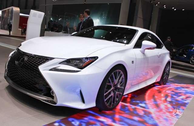 Lexus RC klasė dalimis. !!!! naujos originalios dalys !!!! !!! н